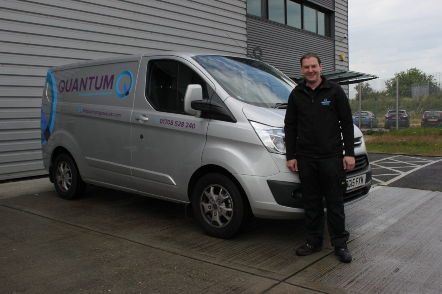 New Van 3, Scott Hood, Quantum Group